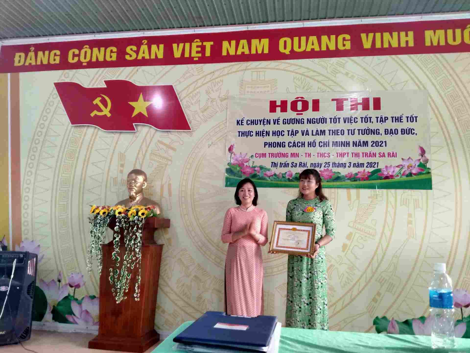 Diem Huong-giai Nhat