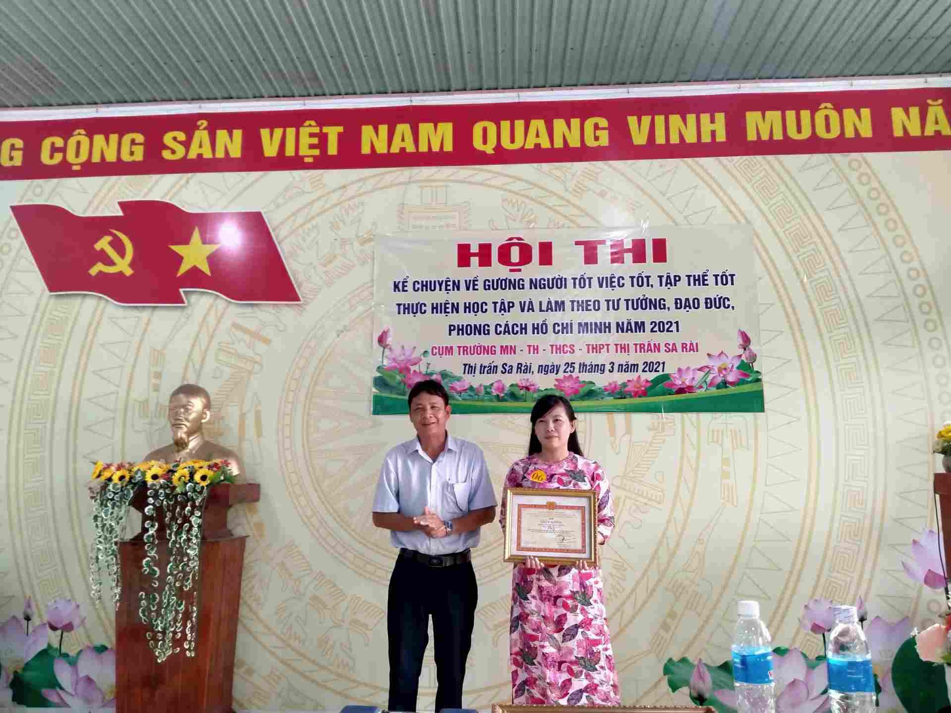 Thanh Tuyền-giai Ba